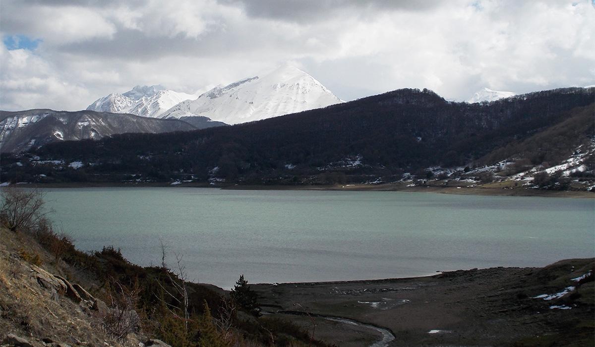 2- Riserva lago di campotosto 13.03.2018