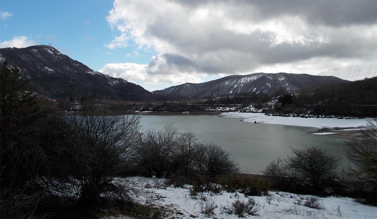 3- Riserva lago di campotosto 13.03.2018