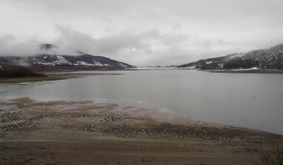 Riserva Lago di Campotosto 05 marzo 2018 1