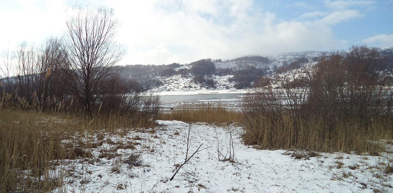 Riserva lago Campotosto 13 gennaio 2018 - 7