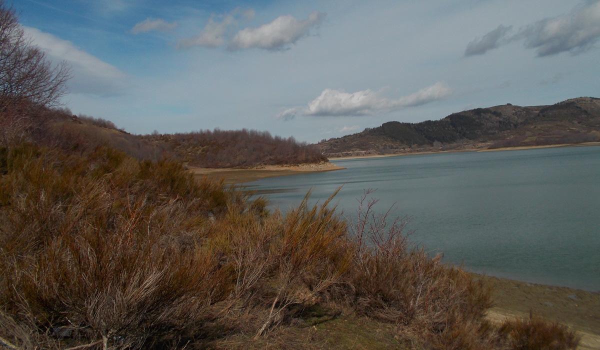 Riserva lago di campotosto 30 marzo 2018 (2)