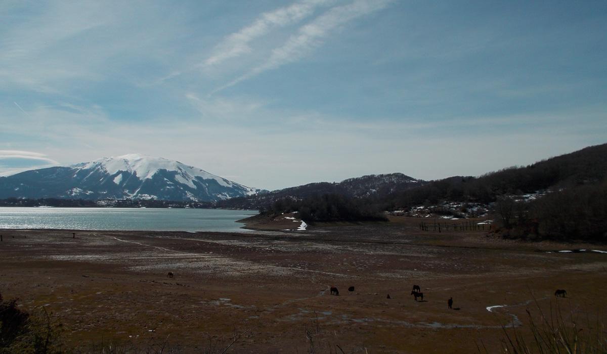 Riserva lago di campotosto 30 marzo 2018 (3)