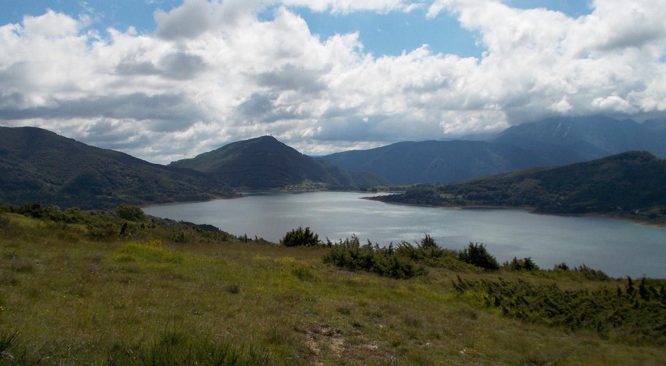 1 - Riserva Lago di Campotosto 28 giugno 2018