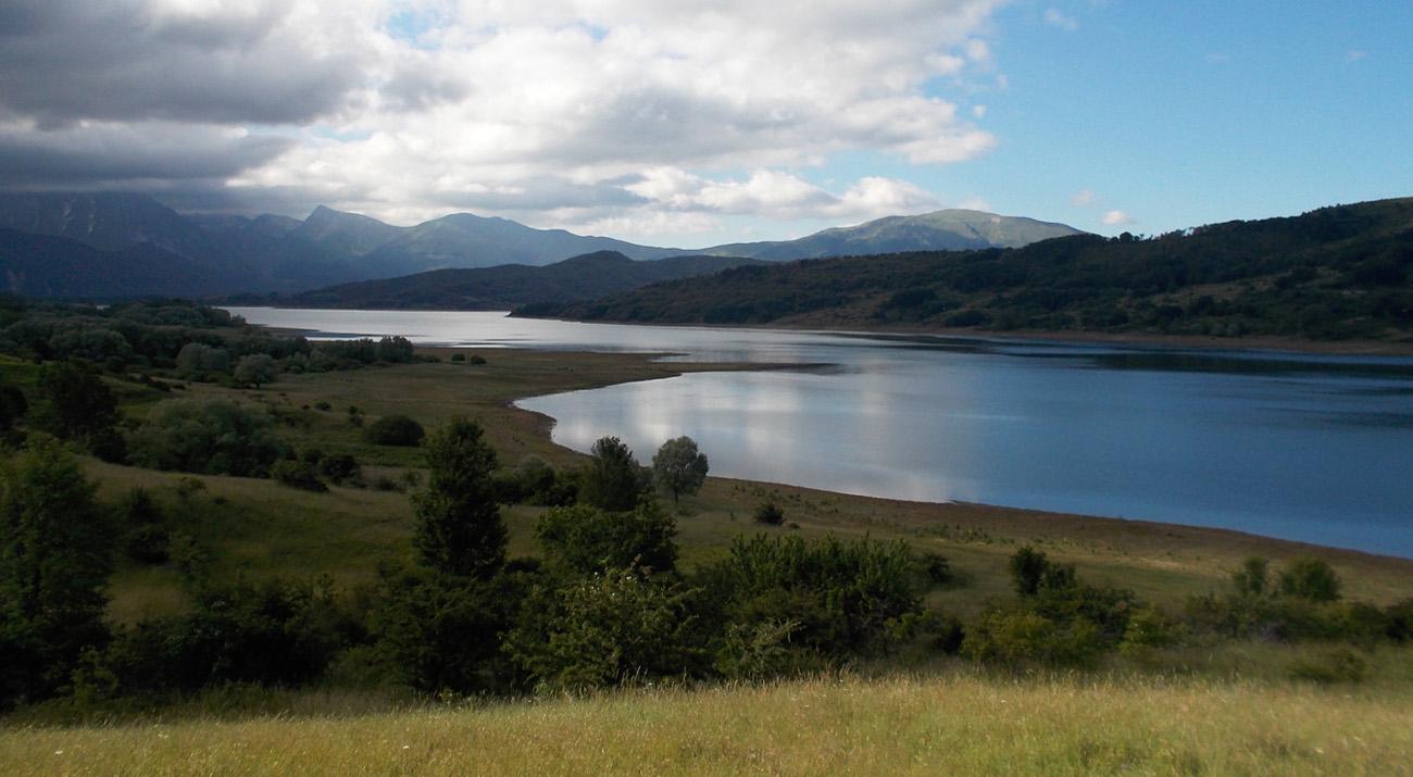 2 - Riserva Lago di Campotosto 28 giugno 2018